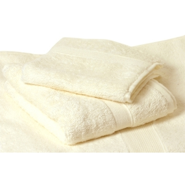 Plush Terry Hand Towel / Ivory / 12 Pack (C5893T)