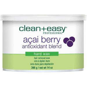 Clean + Easy Acai Berry Full Body Hard Wax/14oz (C6271T)