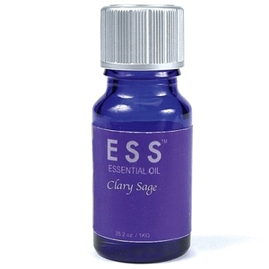 ESS® Organic Clary Sage Oil - 5 ml. (ESR722)