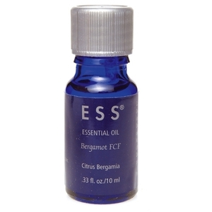 ESS® Pure Essential Bergamot FCF Oil - 10 ml. (ESR7704)