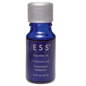 ESS® Cinnamon Leaf Pure Essential Oil - 10 ml. (ESR7713)