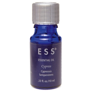ESS® Cypress Pure Essential Oil - 10 ml. (ESR7717)