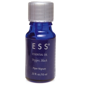 ESS® Pure Essential Black Pepper Oil - 10 ml. (ESR7758)