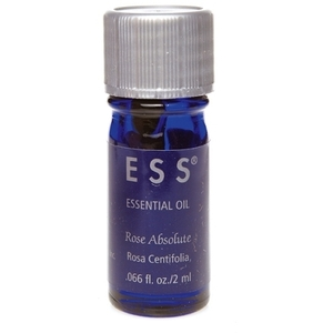 ESS® Rose Absolute Pure Essential Oil - 2 ml. (ESR7764)