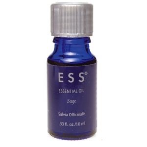 ESS® Sage Pure Essential Oil - 10 ml.  (ESR7768)