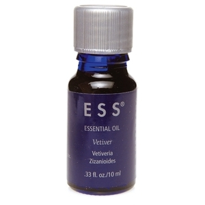 ESS® Pure Essential Vetivert Oil - 10 ml. (ESR7780)