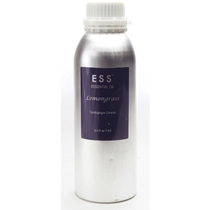 ESS® Pure Essential Lemongrass Oil / 1 kg (ESR7784)