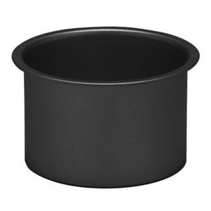 Black Tin Warmer Insert / 14oz