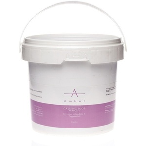Amber® Lavender Aphrodisia & Peppermint Calming Foot Masque / 64oz (C4509T)