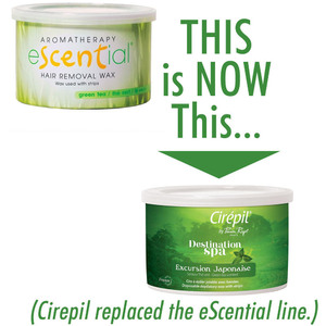Escential Green Tea Wax 14 oz Tin (C2512T)