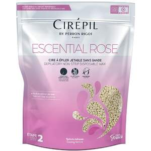 Escential Rose Wax Beads 2 lb Bag (C2520T)