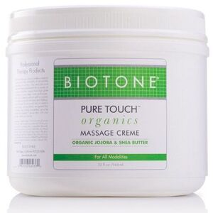 Biotone Pure Touch™ Organics Massage Creme / 32oz (C434T)