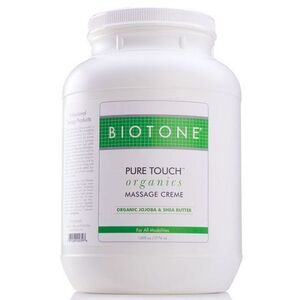 Biotone Pure Touch™ Organics Massage Creme / 1 Gallon (C435T)