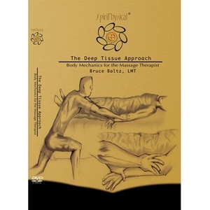 The Deep Tissue Approach: Body Mechanics for the Massage Therapist DVD (C79293)