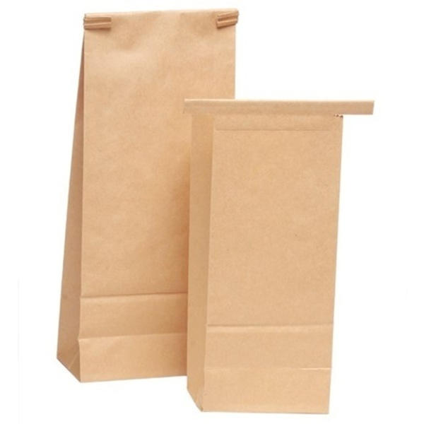 1 Lb. Kraft Tin Tie Bag (CZ663)