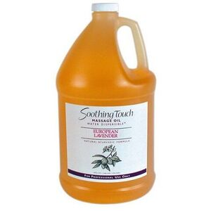 Soothing Touch European Lavender Massage Oil / 1 Gallon (ST276)