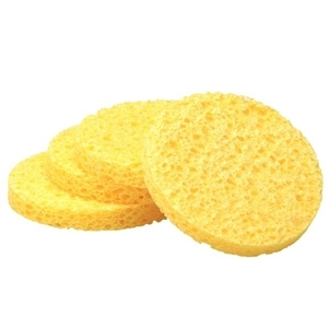 "Non-Compressed Sponges 3"" Round (15007)"