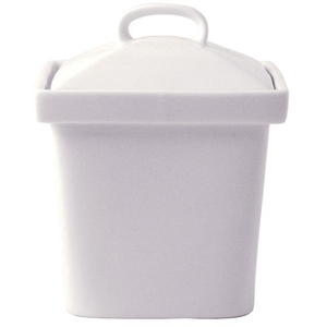Porcelain Pot with Lid (360200)