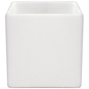 3 oz. Square Porcelain Cup (360203)