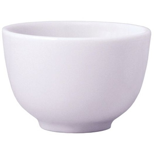 4 oz. Porcelain Round Face Mask Cup (360207)