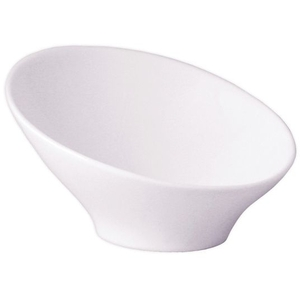 "5"" Slanted Porcelain Bowl (360230)"