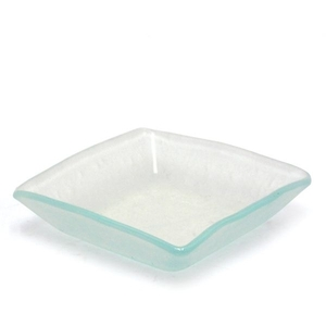 Arctic Square Dish - Frosted (360301)