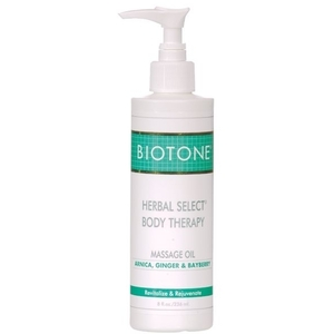 Biotone® Herbal Select® Body Oil 8 oz. (C409T)
