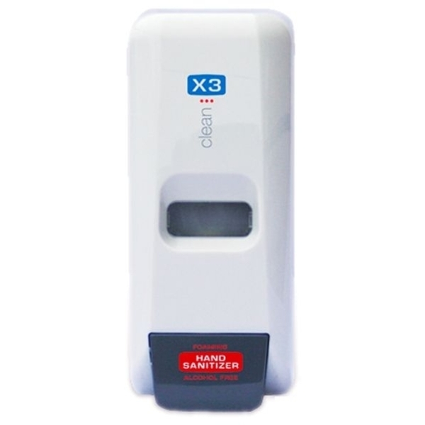 X3 Touchless Wall DispenserWhite (C4971T)