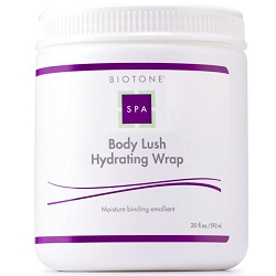 Biotone® Body Lush Hydrating Wrap 20 oz. (C498T)