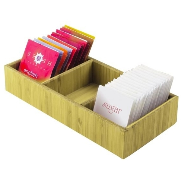 Bamboo 3 Compartment Tray (C5724T)