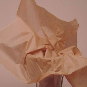 "Brown Tissue Paper 20""x30"" 480 Sheets (CZ394)"