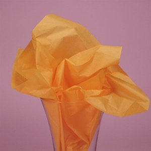 "Apricot Tissue Paper 20""x30"" 480 Sheets (CZ397)"