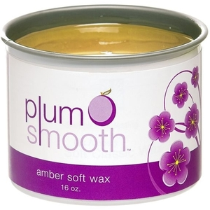 Plum Smooth™ Amber Wax 16 oz. Can (PSW300)