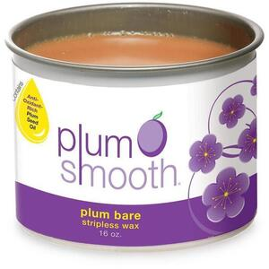 Plum Smooth Stripless Wax / Plum Bare / 16oz(PSW3062)