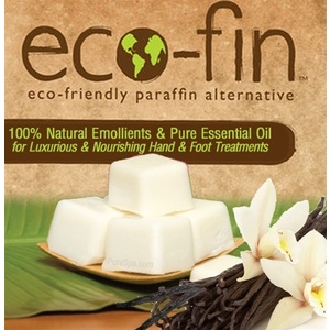 Eco-Fin™ Paraffin Alternative - Dream: Vanilla Essence 1 Lb. Tray of 40 Cubes