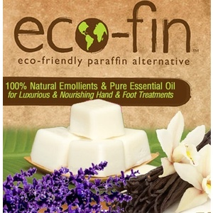 Eco-Fin™ Paraffin Alternative - Reverie: Lavender-Vanilla Blend 1 Lb. Tray of 40 Cubes