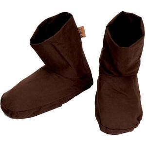 Eco-Fin™ Paraffin Alternative - Herbal Booties Chocolate