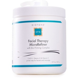 Facial Therapy MicroRefiner with BioFirming Complex 20 oz.