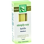 Simply Soy Wax - Medium 3 Pack