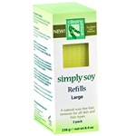 Simply Soy Wax - Large 3 Pack