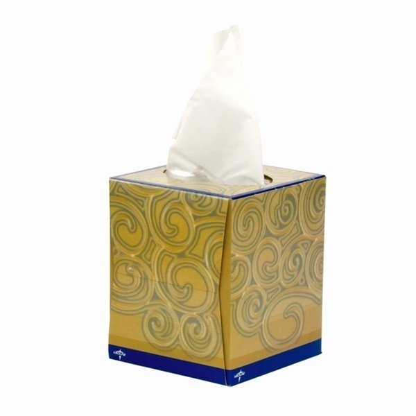 Square Tissue Box 85 Count