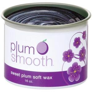 Plum Smooth Sweet Plum Soft Wax 16 oz.