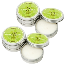 "Green & Good - ""The Balm"" Moisturizing Balm by Eco-Fin Reverie 2 oz."