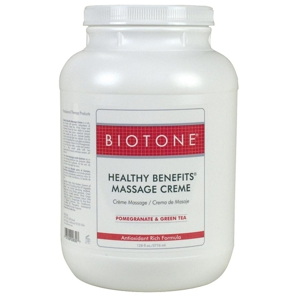 Biotone Healthy Benefits Massage Creme 1 Gallon