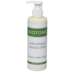Biotone Nutri-Naturals Massage Lotion 8 oz.