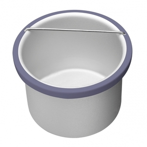 Satin Smooth BeBare™ Removable Metal Insert Pot