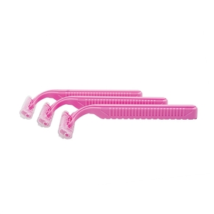 Disposable Razors Pink 100 Pack