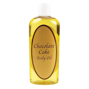 Spa Pantry Chocolate Cake Oil 8 oz.