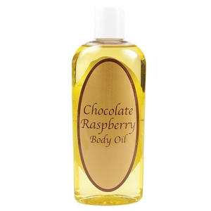 Spa Pantry Chocolate Raspberry Oil 8 oz.