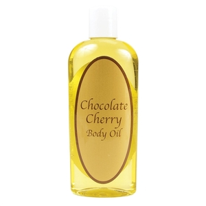 Spa Pantry Chocolate Cherry Oil 8 oz.